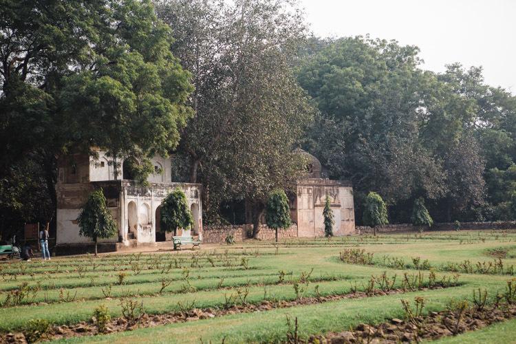 Lodhi Garden in Delhi.