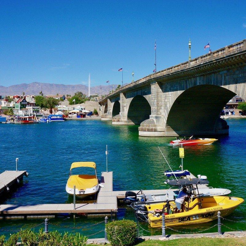 London Bridge, Lake Havasu City, Arizona.