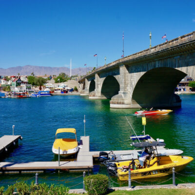 London Bridge, Lake Havasu City, Arizona.