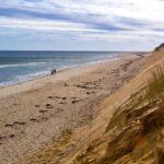 Longnook Beach in Cape Cod, Massachusetts.