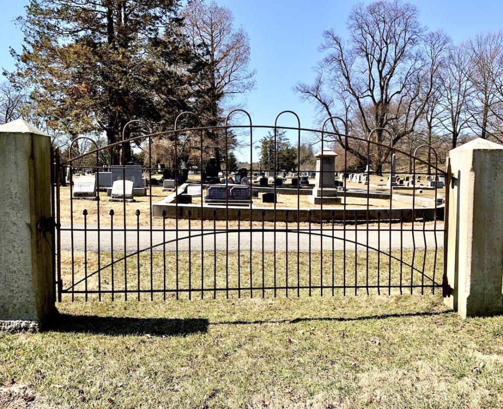 Longwood Cemetery, Kenneth Square, Pennsylvania.