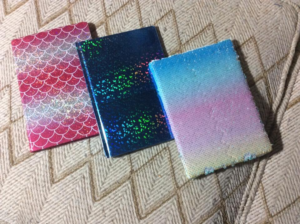Louisa Rogers's travel journals.