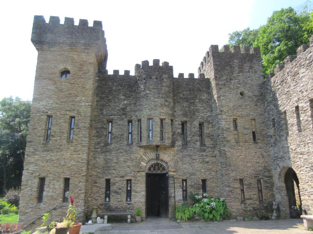 Loveland Castle Museum Chateau LaRoche in Ohio.