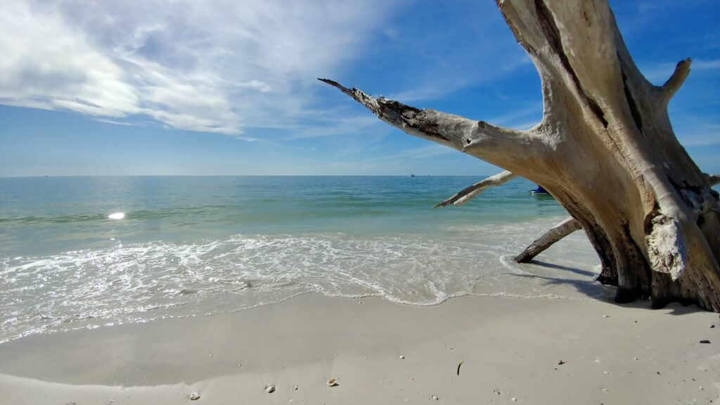 Lovers Key State Park in Fort Myers, Florida.