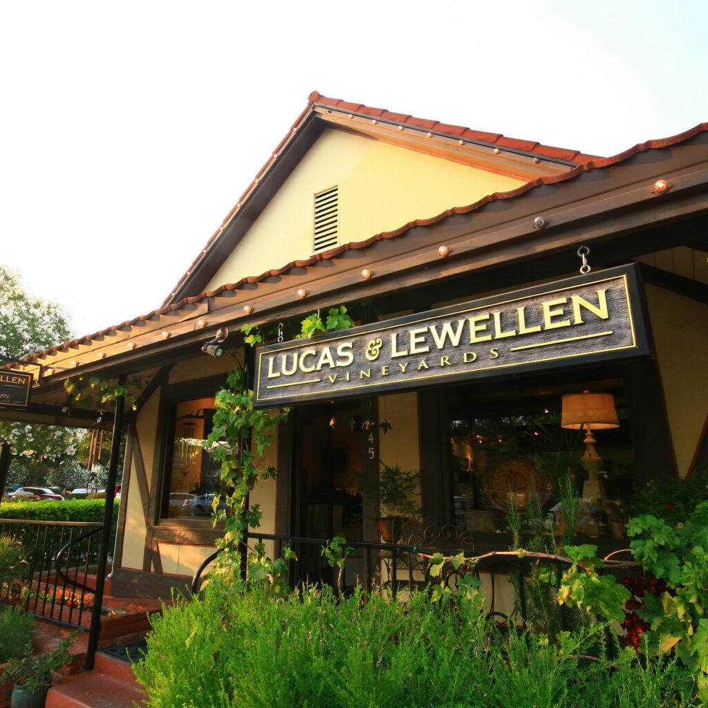 Lucas and Lewellen Vineyards in California.