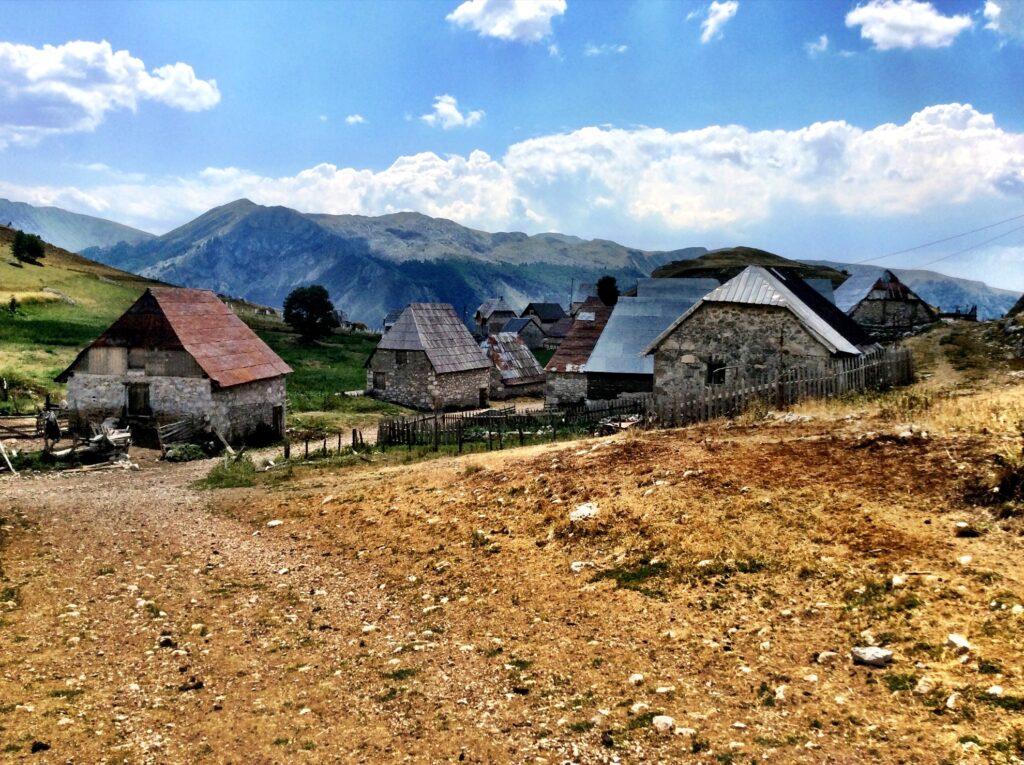 Lukomir in Boznia and Herzegovina