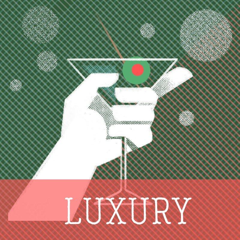 Luxury Gift Guide digital image