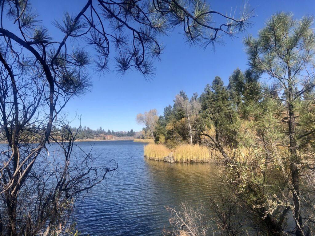 Lynx Lake in Arizona.