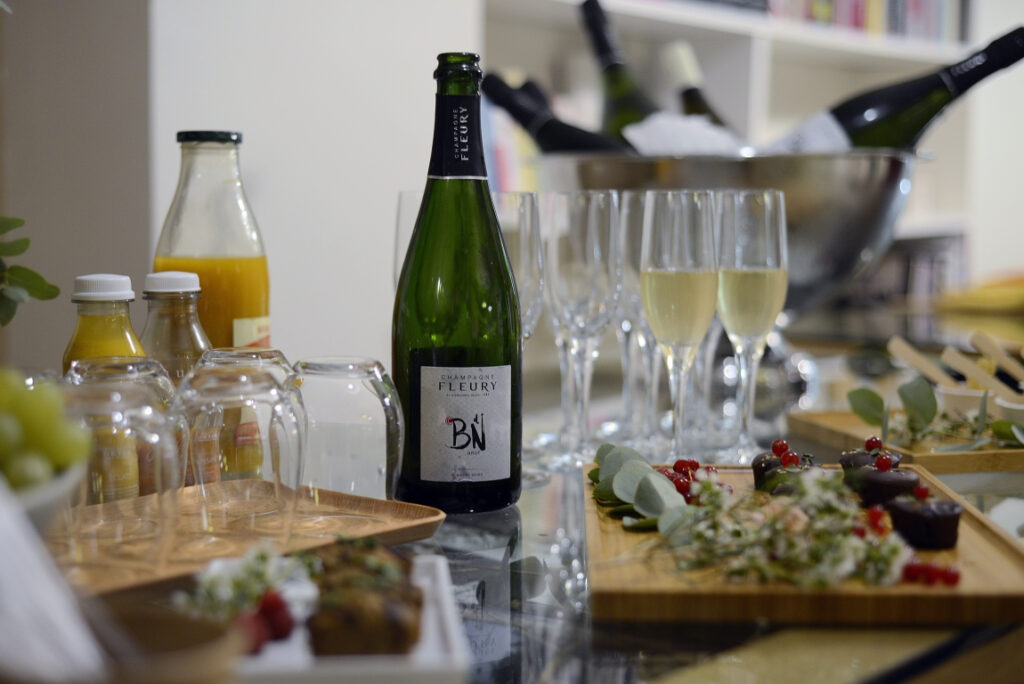 Ma Cave Fleury champagne