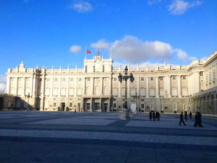Madrid's Royal Palace (Palacio Royal)