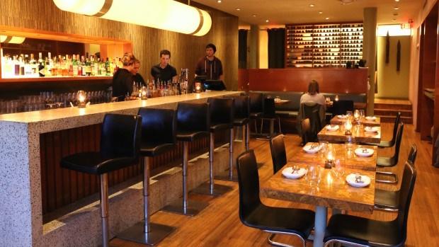 Maenam restaurant Vancouver