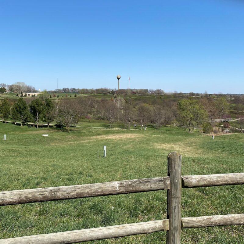Eugene T. Mahoney State Park, Nebraska.