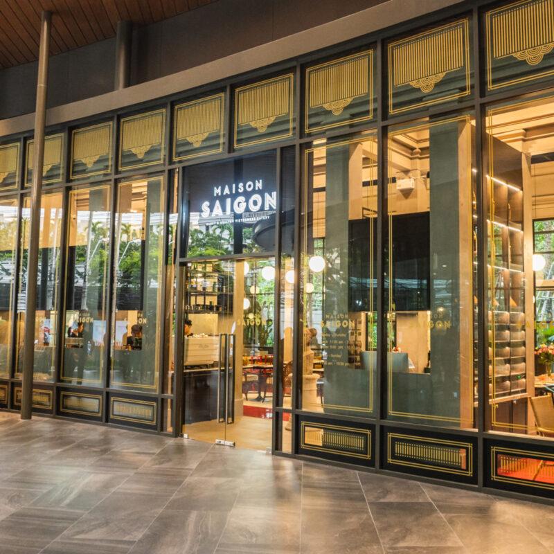 Maison Saigon, a restaurant in Bangkok.