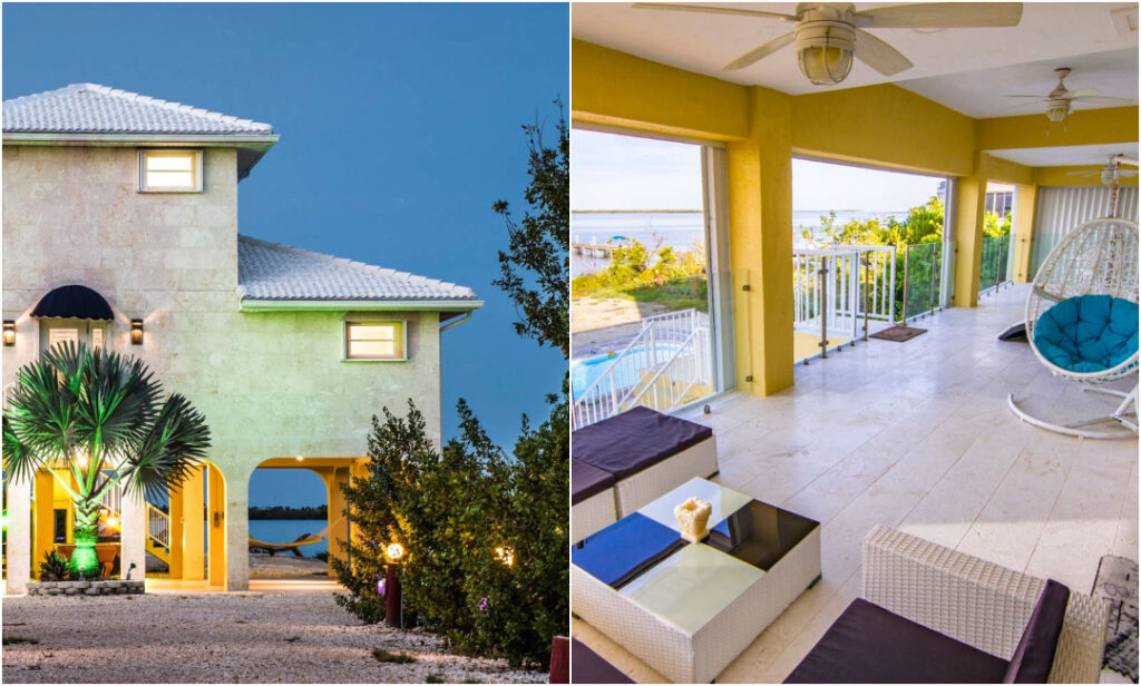 Mansion (With Heated Pool) On Summerland Key