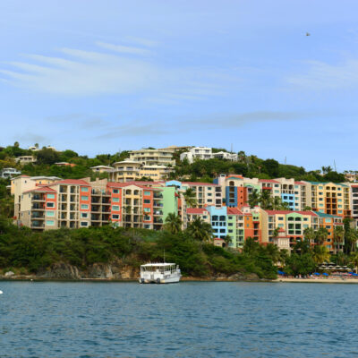 Marriotts Frenchmans Cove in Saint Thomas.