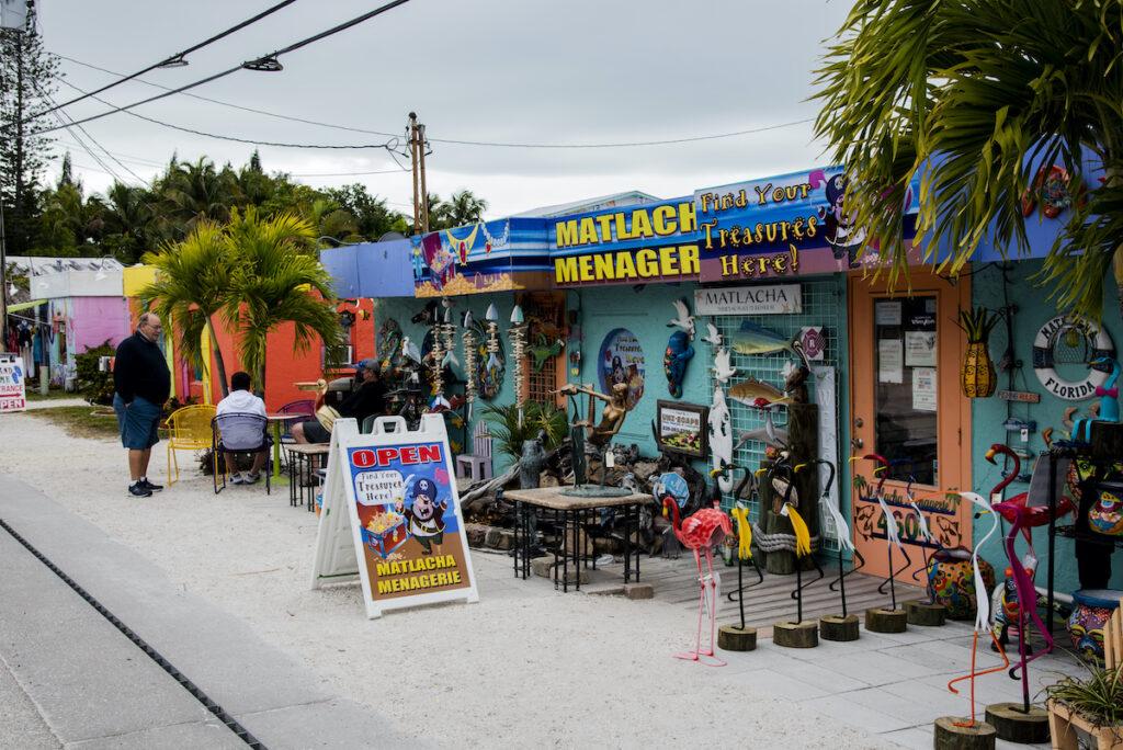 Matlacha Menagerie on Florida's Pine Island.
