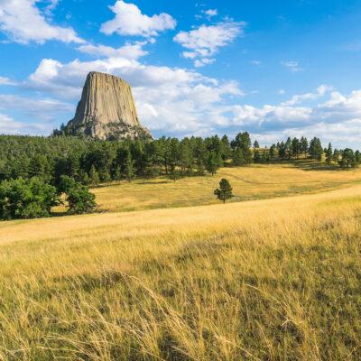 Mato Tipila, or Devils Tower National Monument.