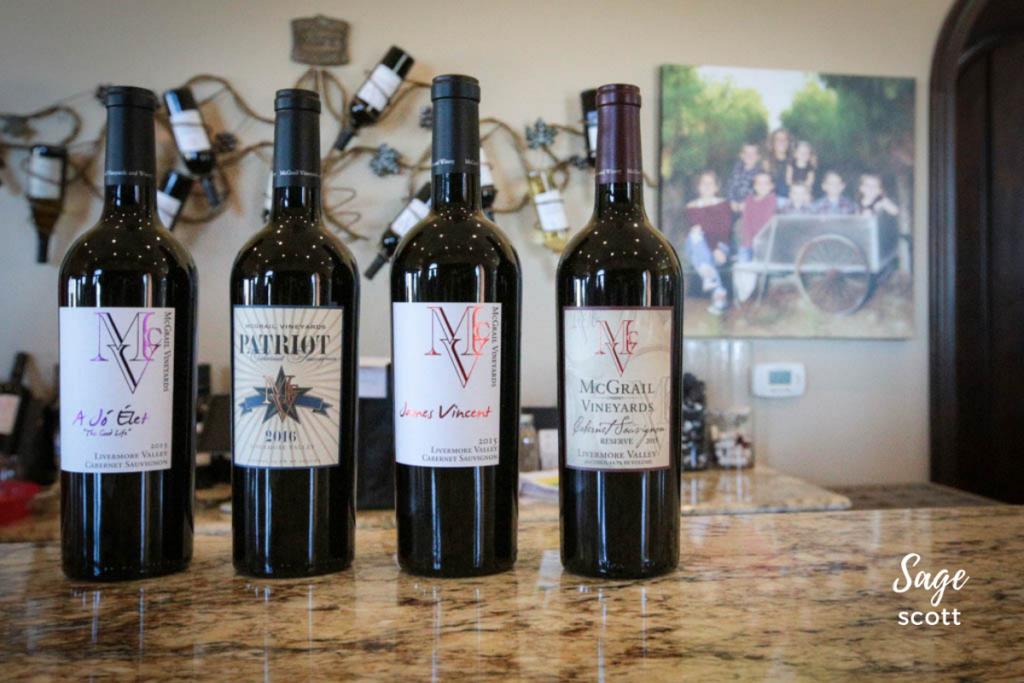 McGrail wines