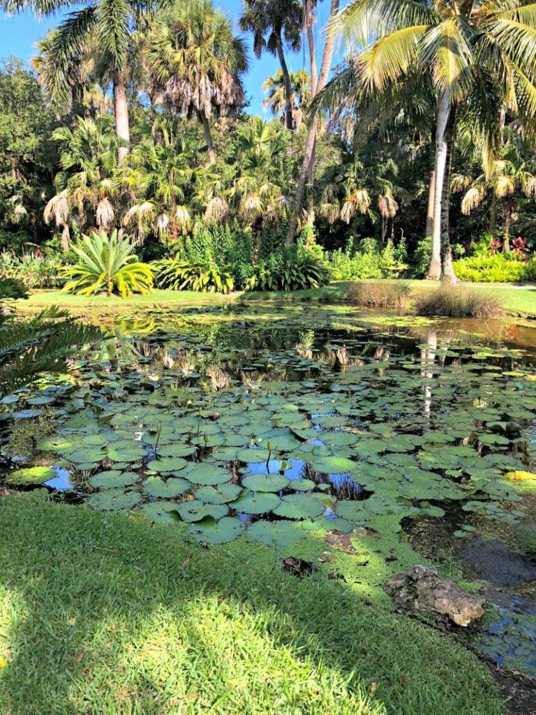 McKee Botanical Garden in Vero Beach, Florida.