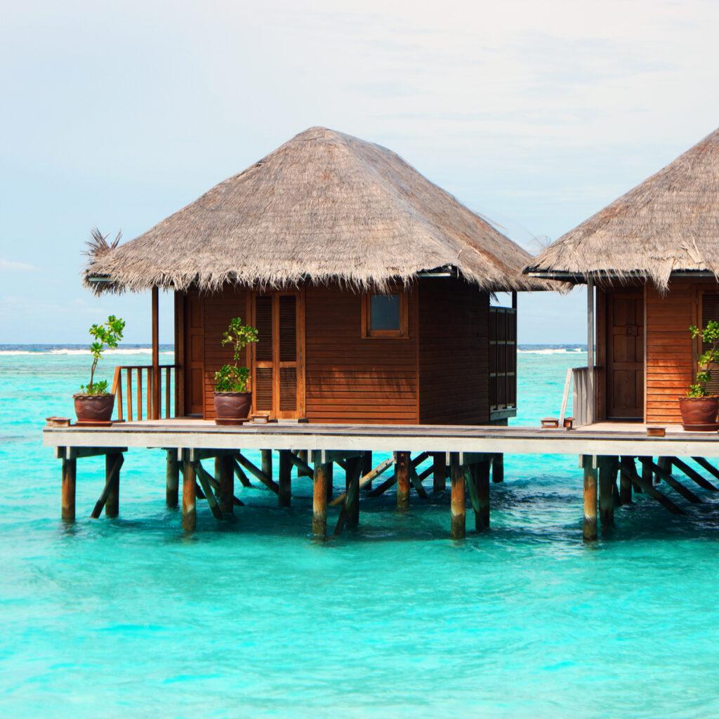 Meeru Island Resort And Spa.