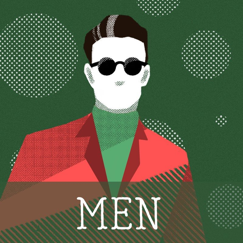 Men Gift Guide digital image