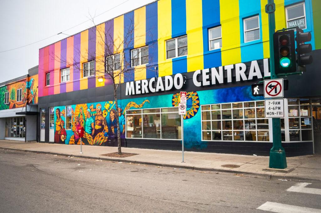 Mercado Central in Minneapolis.
