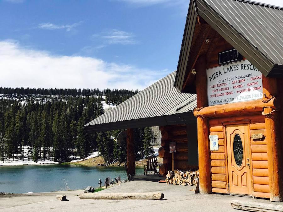 Mesa Lakes Lodge in Grand Junction, Colorado.