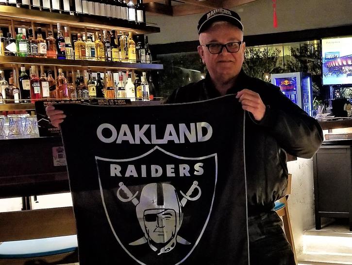 Michael Taylor Oakland Raiders