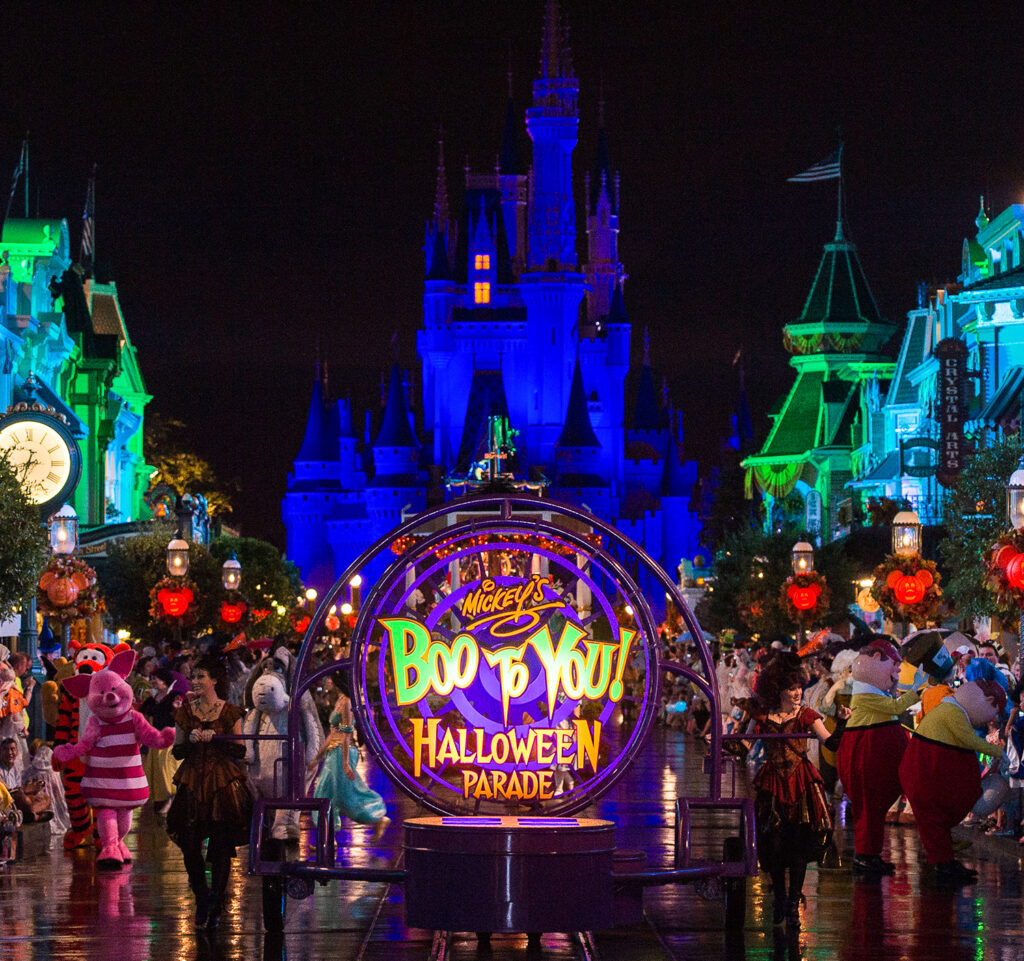 Mickey's Boo-To-You Halloween Parade.