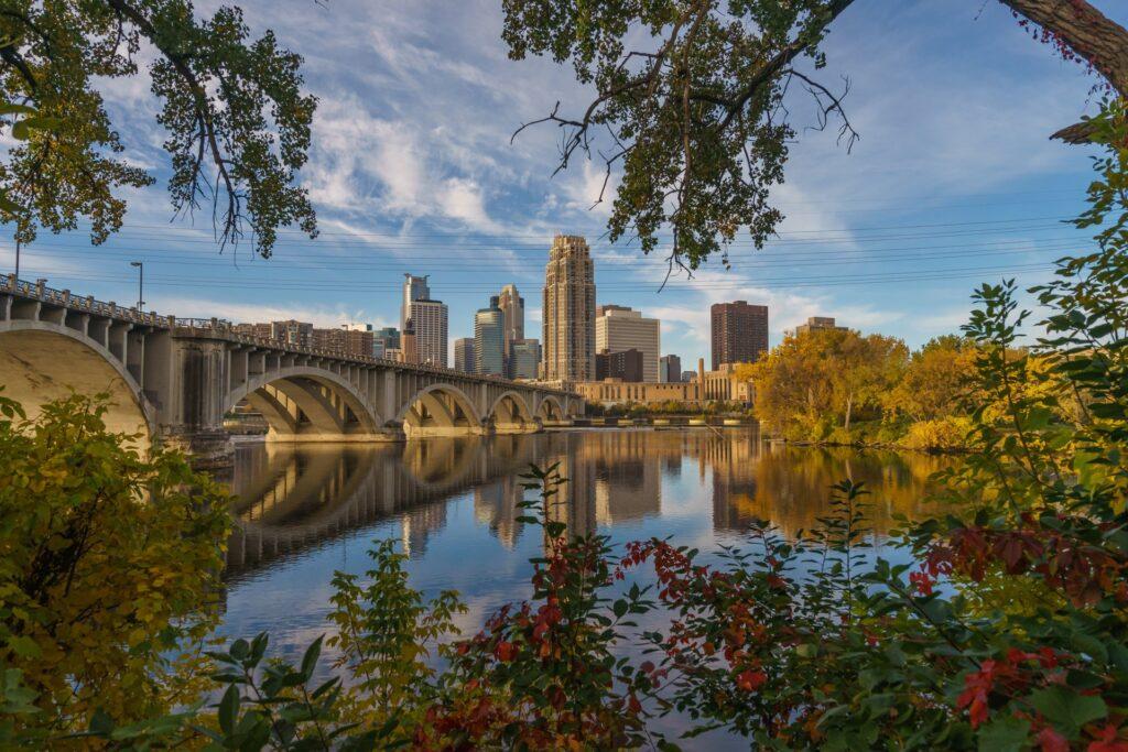 Minneapolis, Minnesota.
