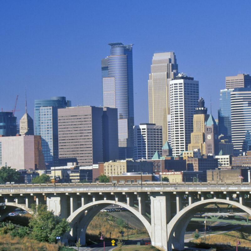 Minneapolis Skyline.