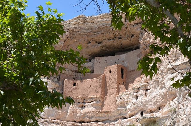 Montezuma Castle, Montezuma National Monument, Arizona
