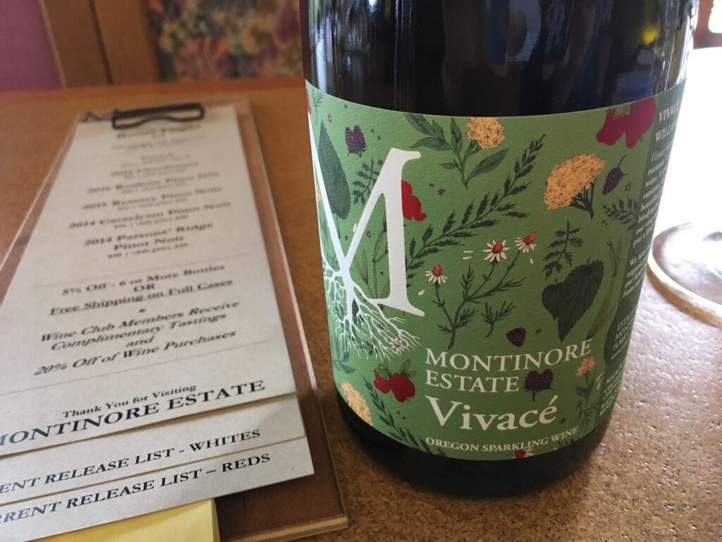 Montinore Winery Estate.