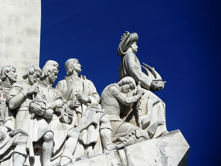 Monument to the Age of Discovery, Lisbon.