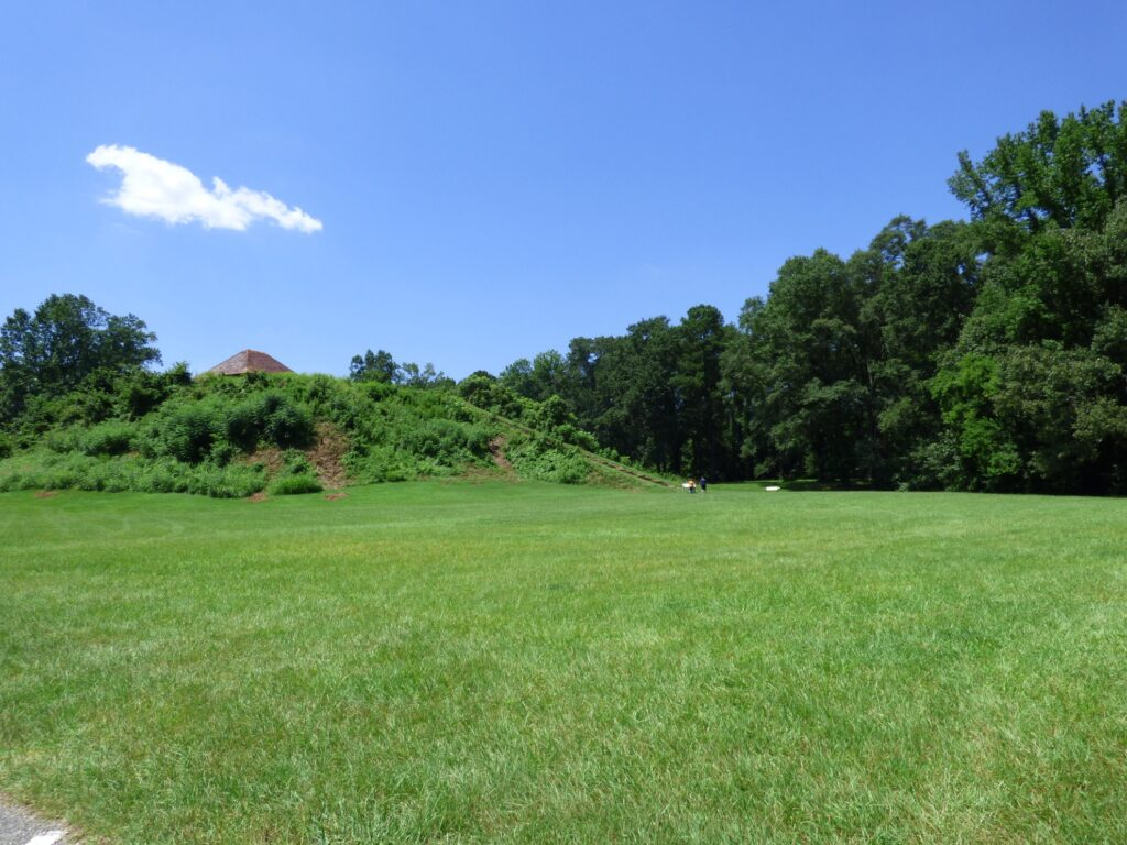 Moundville Archaeological Park and Museum.