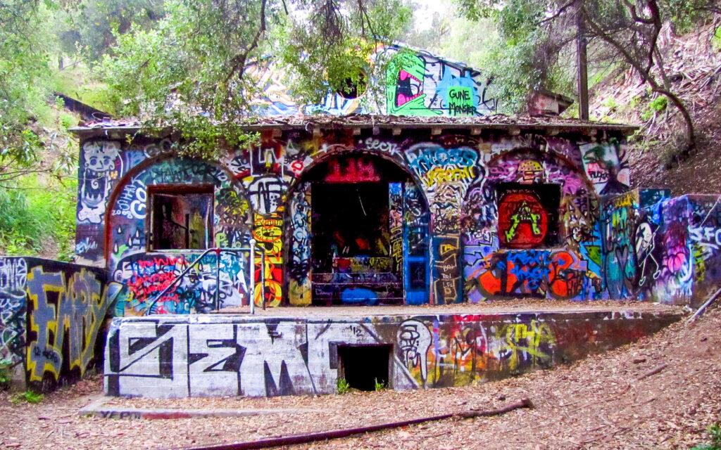 Murphy Ranch in Los Angeles.