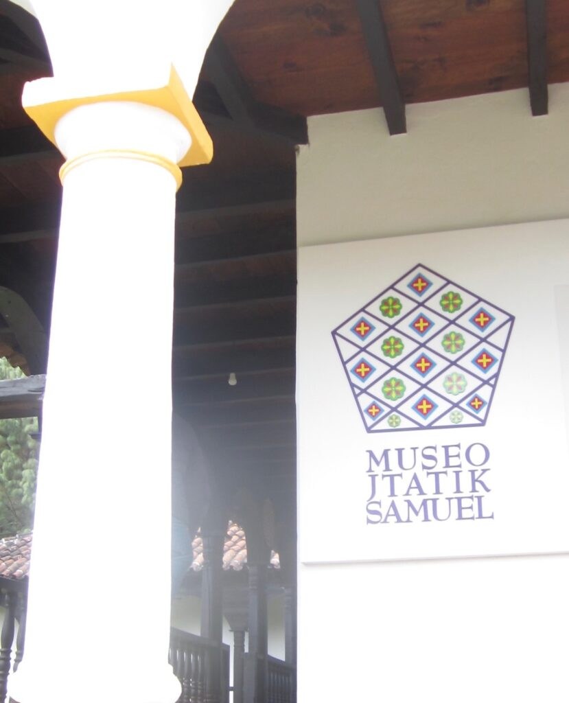 Museo Jtatik Sameul in San Cristobal de las Casas.