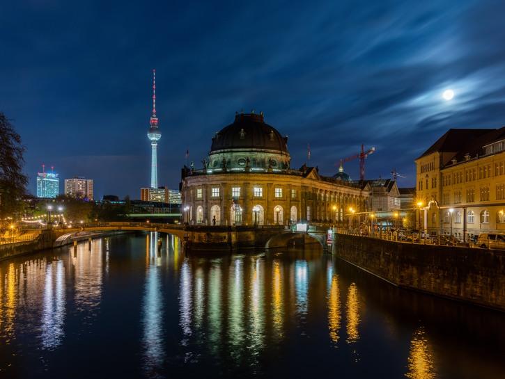 Museum Island, Berlin.