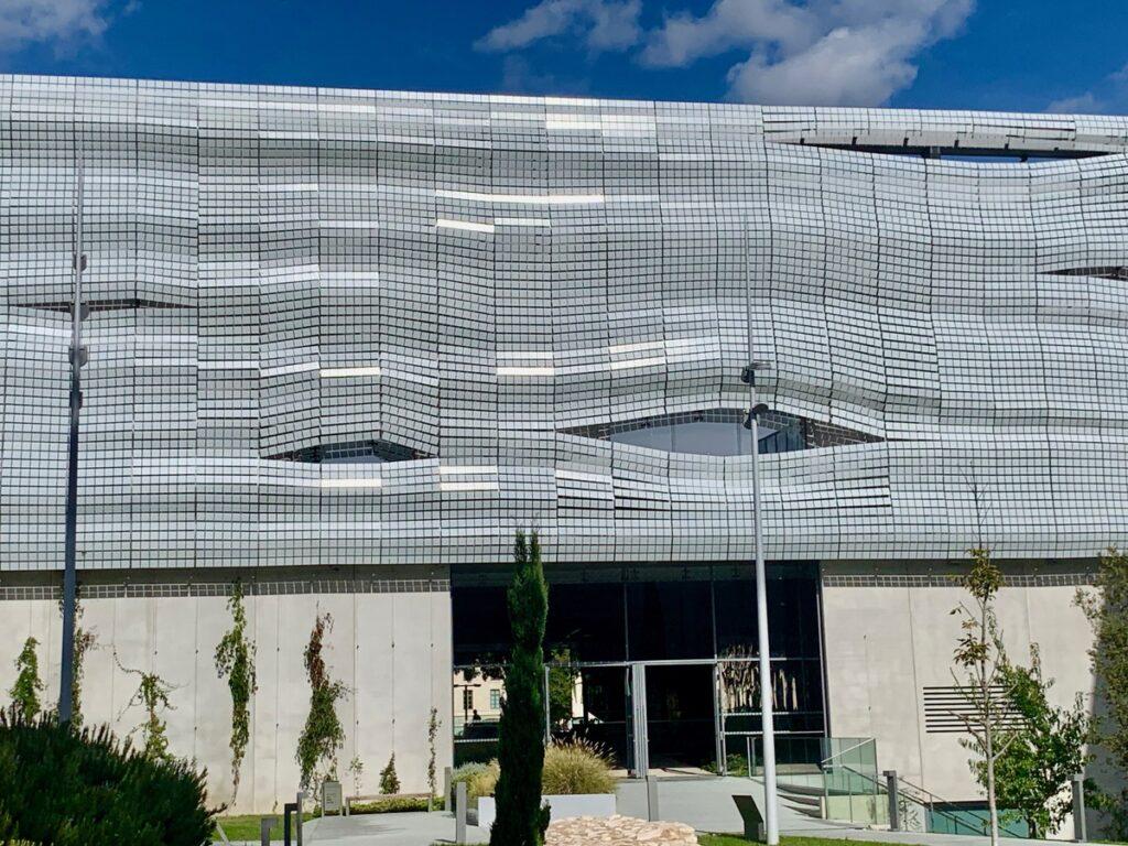 Museum Romanite in Nimes, France.