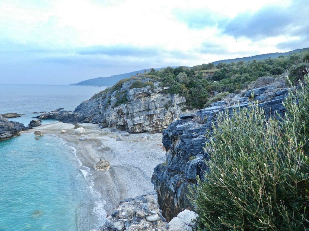 Mylopotamos Beach in northern Greece.