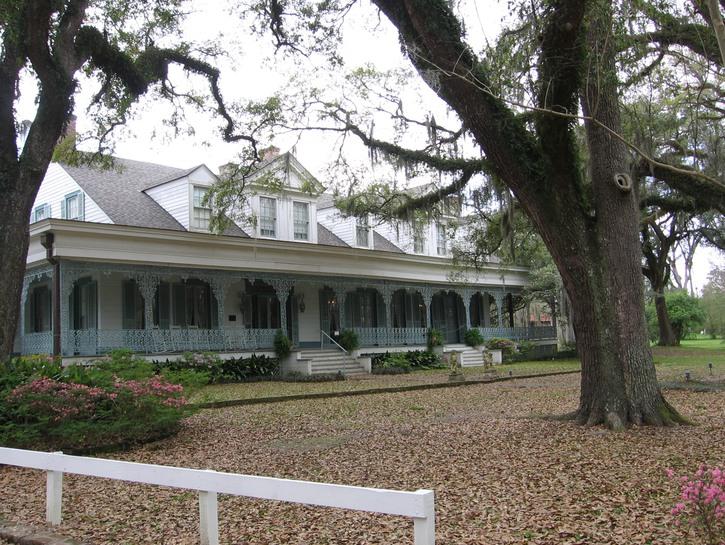 Myrtles Plantation in Louisiana.