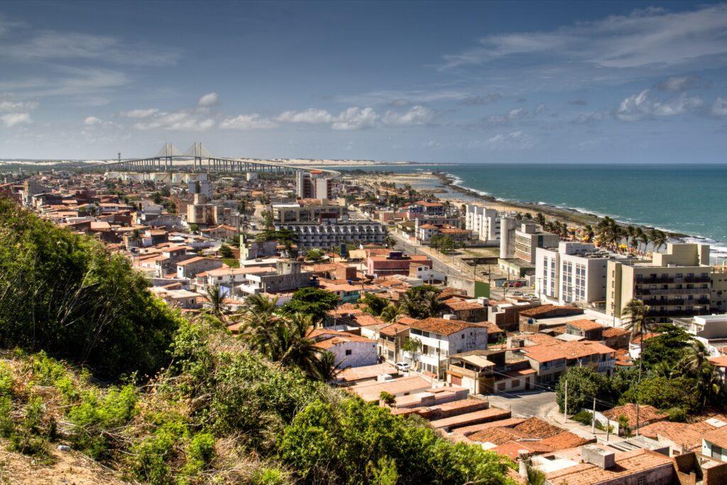 Natal in Brazil.