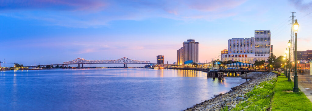 New Orleans, Louisiana.