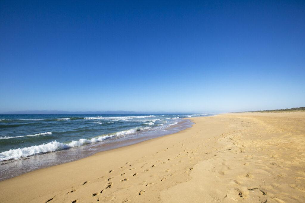 Ninety Mile Beach, Lakes Entrance, Gippsland, Victoria.