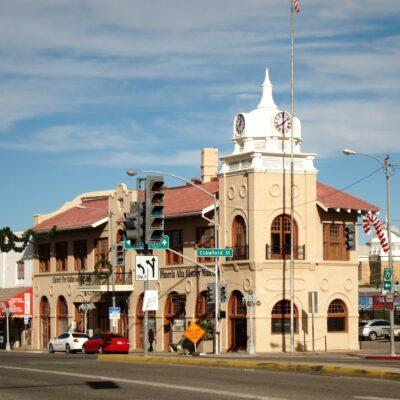 Nogales, Arizona.
