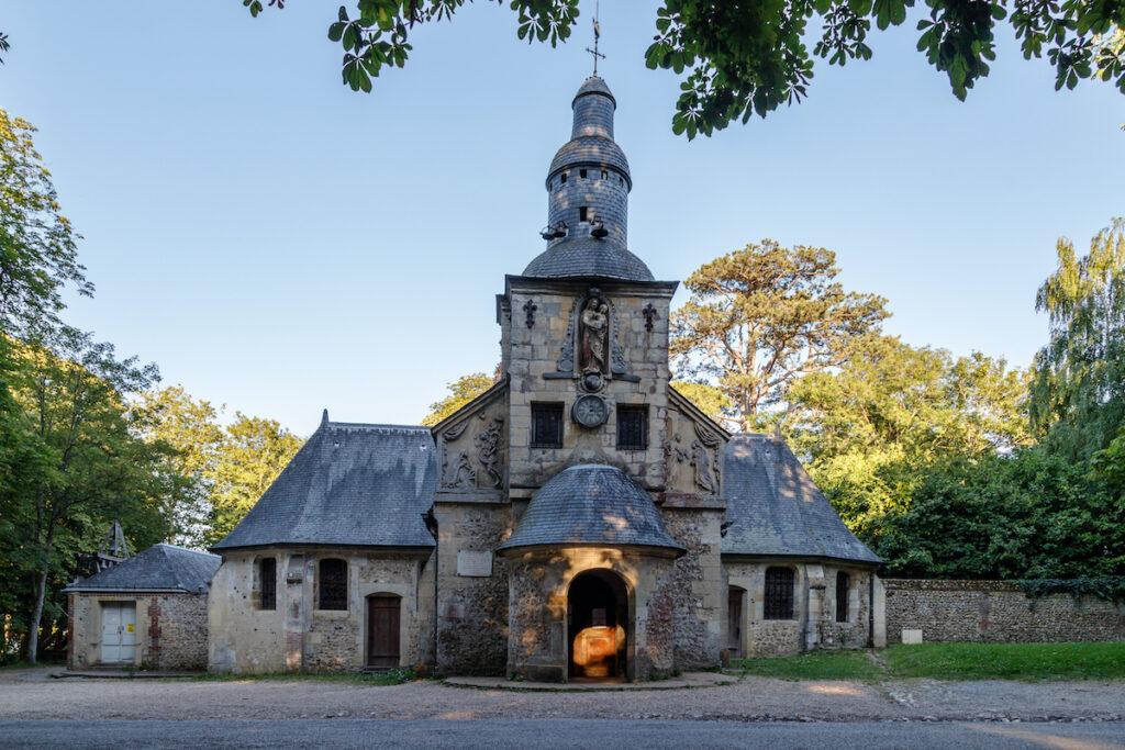 Notre-Dame de Grace Chapel in Honfleur.