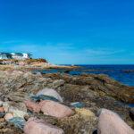 Oceanstone Seaside Resort views in Nova Scotia.