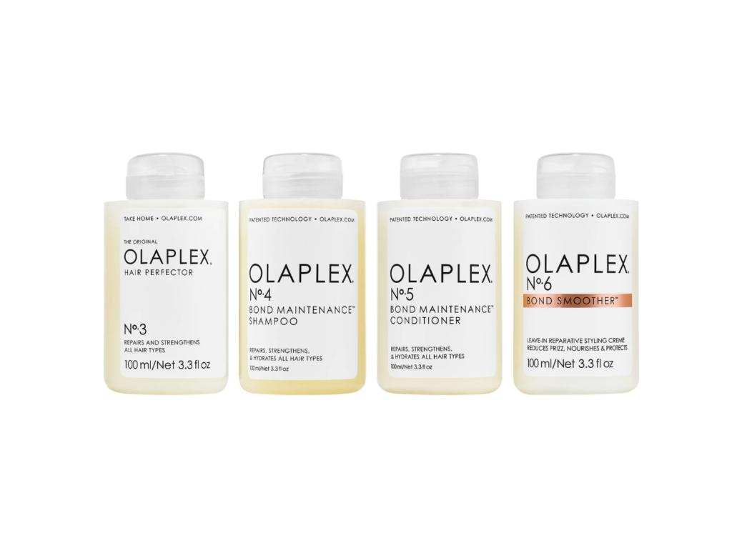 Olaplex Holiday Hair Fix Set from Sephora.