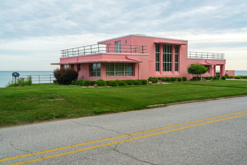 One of the Century Of Progress homes.