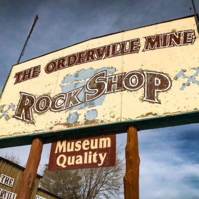 Orderville, Utah.